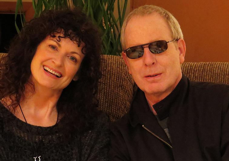 Tony Lowe & Alison Fleming