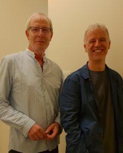 Tony Lowe & Peter Coyle
