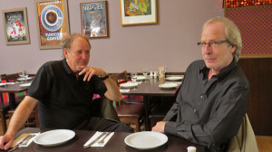David Cross & Tony Lowe
