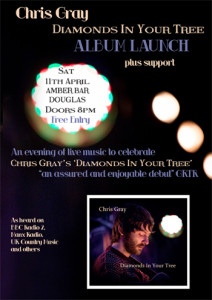 Chris Gray Album Launch