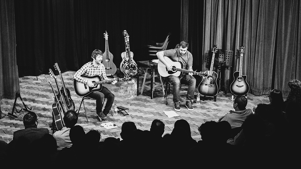 Unplugged with Chris Gray by Gary Weightman