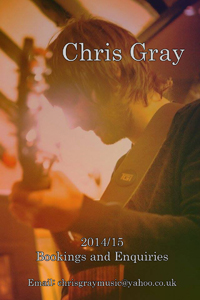 Chris Gray Bookings