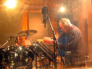Mark & Tony in Studio