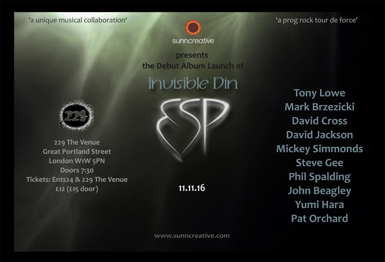 ESP-Invisible Din