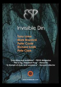 ESP Invisible Din Live