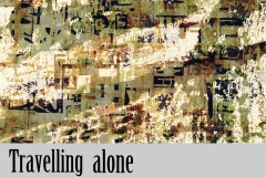 Travelling alone - 22 LAYERS - 2020